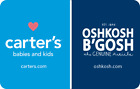 Carters Oshkosh Gift Card - $25 $50 $100 - Email Delivery For Sale