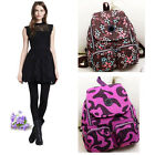 2014 Womens School Bookbag Satchel Shoulder Handbag Camping Hiking Rucksacks