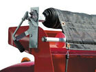 Buyers Product Dump Truck Pull Tarp Roller Kits 8' x 18' tarping cover trailer
