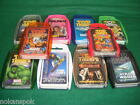 choose 1 pkt TOP TRUMPS winning moves CARD GAME (g)
