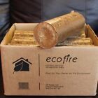 Boxed Ecofire Mechanically Pressed Hardwood Firewood Wood Briquette Eco Log