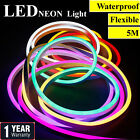 1 -10 Metre white red blue Led strip 12Vdc waterproof light neon flexible sign