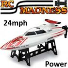 Fast RC Racing Mini High Speed Boat Radio Remote Control Electric 25mph RTR UK