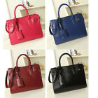 New korean Fashion Vintage PU Leather Handbag Womens Business Bag Ladies Bag