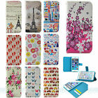Luxury Wallet Leather Flip Stand Case Cover For Samsung / iPhone / Nokia / LG / HTC / Sony
