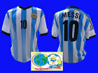 TOP FAN-OUT-FIT-ARGENTINA-LIONEL MESSI-GRÖßEN S-M UND XL-NEUWARE!