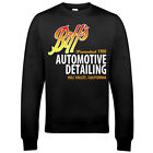 9151 BIFF'S AUTO DETAILING SWEATSHIRT inspired by BACK TO THE FUTURE bttf emmett