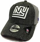 New Era 39Thirty Blitz Stretch New York Giants White & Blue FlexFit Adjustable