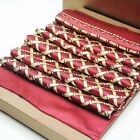 Mens 100% Mulberry Silk Long scarf  Scarives Double Layer For Winter Spring