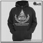 SECRET SOCIETY ILLUMINATI HOODIE / HOODY SWEATER SIZES M-2XL NEW WORLD ORDER