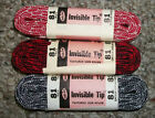 Pair 81 inch Nylon Plaid laces for Roller skates or inline skates.