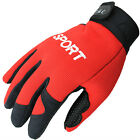 NEW Racing Motorcycle Cycling Bike Bicycle Full Finger Outdoor Sports Gloves