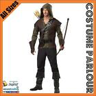 Mens Game Of Thrones Medieval Assassins Creed Fancy Dress Costume All Sizes