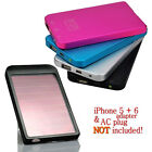 2600mAh USB Portable Solar Panel Battery Charger Power Bank For Stall Phone