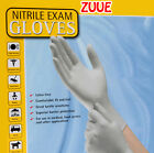 Kirkland Disposable Nitrile Exam Gloves Perfect for Self Fake Tanning Latex Free