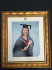 38mm ANTIQUE ORNATE GOLD GRADUATION PHOTOGRAPH/PICTURE FRAME-ALL SIZES AVAILABLE