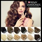 """16/18/20/22"""" 1G 25-200's INDIAN REMY NAIL (U) TIP/GLUE IN HUMAN Hair Extensions"""