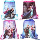 New  hot Frozen Backpack  Swimming Clothes Environmental PE Toy Drawstring Bag