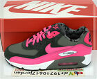 Nike Air Max 90 2007 GS Grey Hyper Pink White 345017-300 US 4.5~6Y Youth Girls