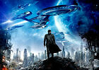 STAR TREK INTO DARKNESS MOVIE GLOSSY WALL ART POSTER (A1 -A5 SIZES AVAILABLE) on eBay