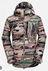 Volcom Snowboard SHADOW HILL INS Ski Jacket 40g Low Loft AUTHENTIC Mens NEW 2015