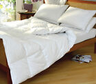 100% DUCK FEATHER Quilt / Doona, Duvet- KING, QUEEN, DOUBLE, SINGLE