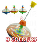 KIDS SPINNING TOP TOY TODDLER CHILDREN PRESCHOOL VINTAGE CLASSIC SPIN TOP TOY