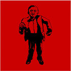 MAN FROM ANOTHER PLACE # GILDAN TSHIRT screenprint TWIN peaks weird lynch show