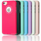 NEW  SLIM HEART HARD CASE COVER  FOR APPLE IPHONE 4 4S 5 5S