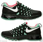 NIKE FINGERTRAP AIR MAX MEN's M TRAINING MESH BLACK - GREEN - PUNCH NEW IN BOX