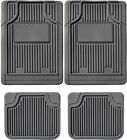 Heavy Duty All Weather Rubber Floor Mat - Trimmable - Choose Color (C1-3)