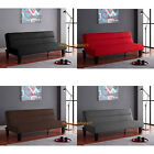 Futon Sofa Bed Couch Sleeper Mattress Dorm Convertible Furniture Lounge Dorm New