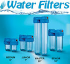 """Whole House Water Filters ATLAS DUPLO hight 5"""", 7"""",10"""", 20"""""""