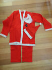 Budget Christmas costumes, baby, child and adult