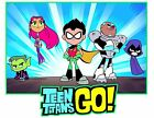 Teen Titans Go T-shirt Child size tee Robin Raven personalized