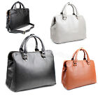 Womens Large Multiple Pocket Office Satchels Bags Laptop Briefcase College