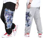 #209 HIP HOP B-BOY Ecko Unltd Men Printed SweatPants Cotton Pants trousers
