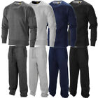 Raiken SPO Fleece Crew Neck Warm Tracksuit  Mens Size