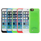 3500mAh Portable External Battery Case Backup Cover Power Bank Pack for iPhone 6