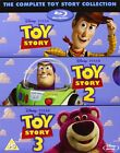 TOY STORY TRILOGY [Blu-Ray Box Set] Complete 1 2 3 Disney Pixar All 3 Movies
