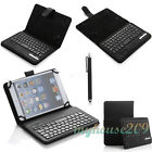 Universal Detachable Wireless Bluetooth Keyboard Case For 7 7.9 8 inch Tablet