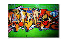 KUNST BILD pop art GRAFFITI LEINWAND BILDER GEMÄLDE new york london 3901x