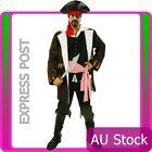 Adult Pirates Of The Caribbean outfit Captain Jack Sparrow PRESTIGE Costume