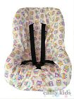BRAND NEW Baby Toddler Kids Cotton Car Seat Cover - OWL PRINT