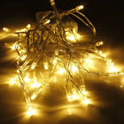 New 20/50/100 LED Battery Power Operated String Fairy Light Christmas Xmas Party