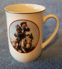 NORMAN ROCKWELL The Toymaker Mug Coffee Cup