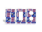 New York Giants #2 Blue Light Switch Covers Football NFL Home Decor Outlet $7.99 USD on eBay