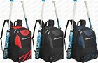 NEW Worth Fastpitch Softball Bat Bag Backpack Batpack, BKPK2, 0780W13