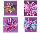 Boutique OTT Hairbows Bright Colored Korkers Party Pageant NWT * U Pick Style