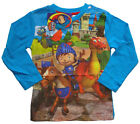 Jungen Langarmshirt Mike the Knight langarm Shirt Ritter Drache Kinder Kleinkind